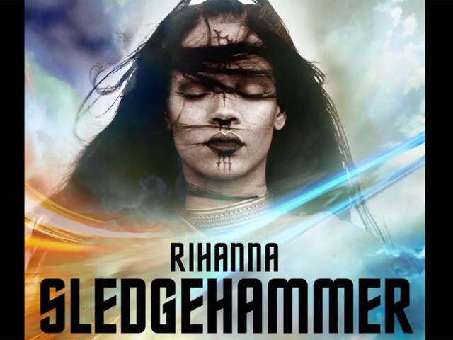 Rihanna Reveals 'Sledgehammer' Release Date & Trailer