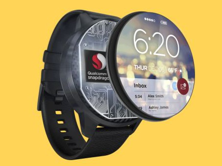 Qualcomm unveils new chips for smartphones, smartwatches