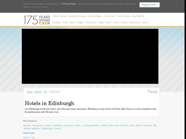 Thomas Cook Hotels And Resorts