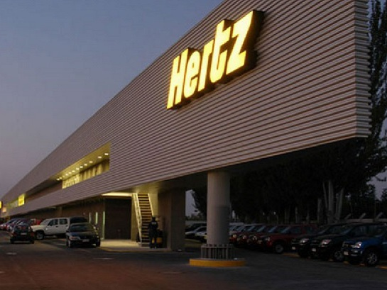 Hertz Enterprise Car Rental