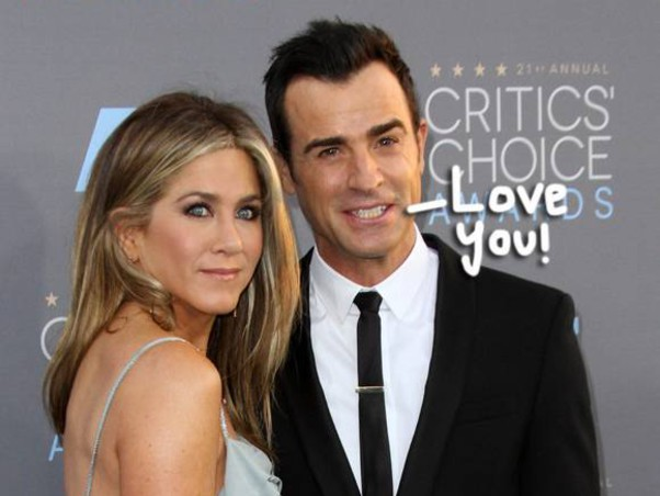 Justin Theroux Gushes About His Marriage To Jennifer Aniston Amid Brangelina's Divorce Drama!