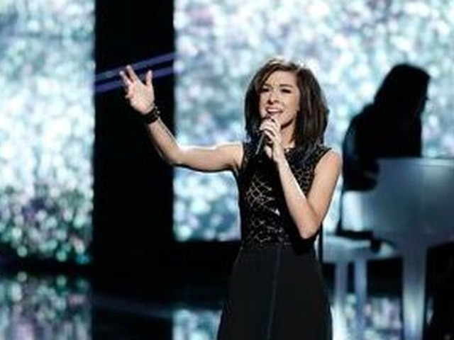 Christina Grimmie's first 'Voice' audition that stunned Adam Levine