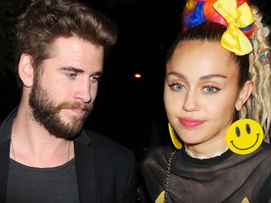 Wrecking Ball! Inside Miley Cyrus & Liam Hemsworth's Rocky Reunion