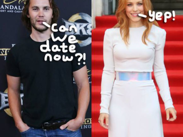 Mystery Solved! True Detective Co-Stars Rachel McAdams & Taylor Kitsch Are Dating!