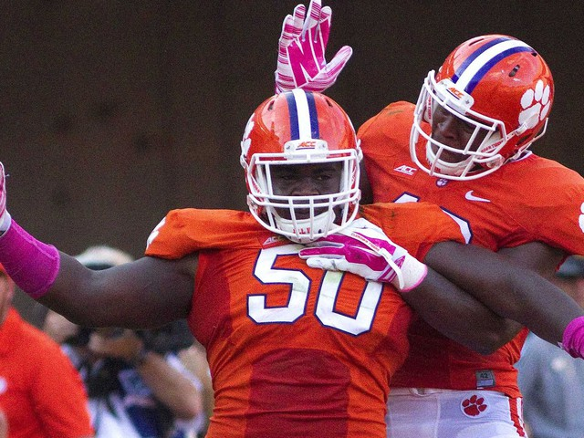NFL Draft results 2015: Grady Jarrett drafted by Falcons after trade