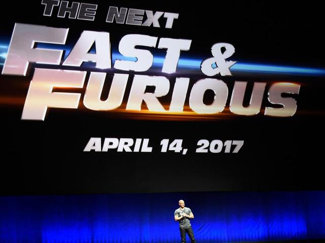 'Furious 8' confirmed: Vin Diesel announces April 2017 release date