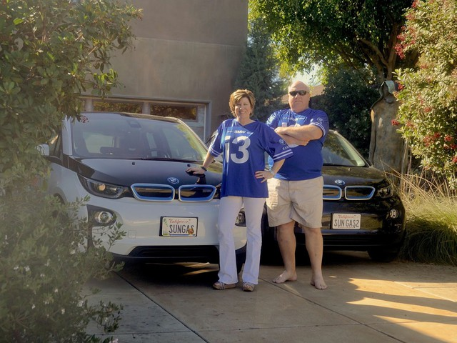 2014 BMW i3 and BMW i8 Meet the Electronaut Twins – REVIEW