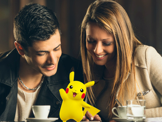 Dating apps attach themselves to the Pokémon craze