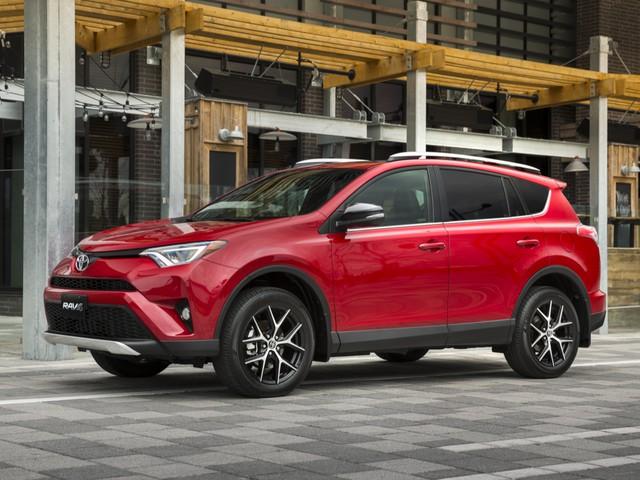 Car Lease Toyota Rav