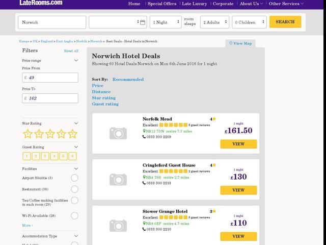 Belfast Hotels Deals And Specials