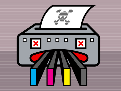 EFF calls on HP to disable printer ink self-destruct sequence