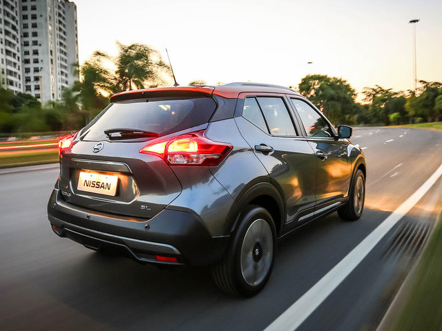Nissan Kicks crossover launched into Latin markets