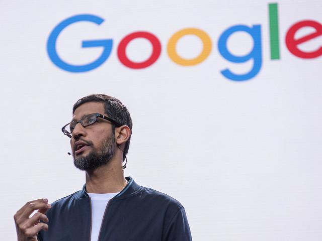 Google Still A Long Way From Meeting Diversity Goals