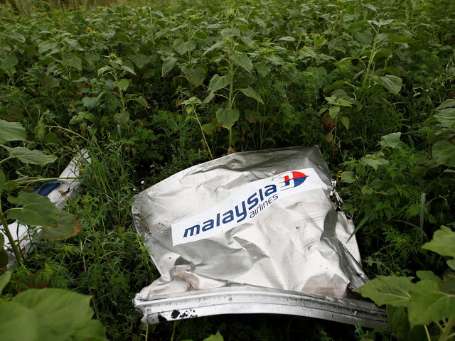 MH17 Downed By Missile From Pro-Russia Rebel-Held Territory: Investigators