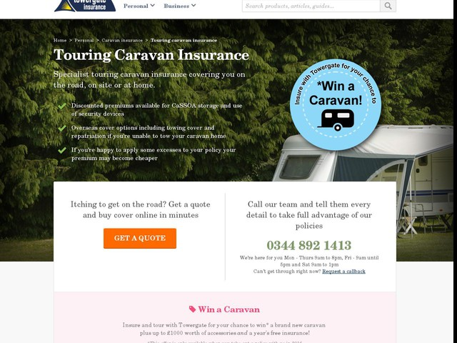 Touring Caravan Sites North Norfolk
