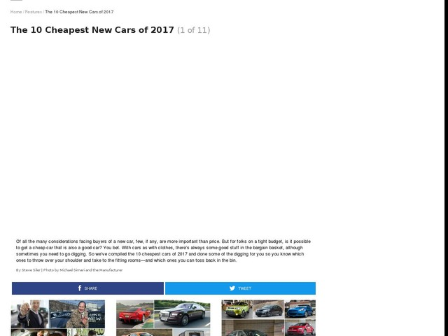 Cheapest Sports Cars To Lease