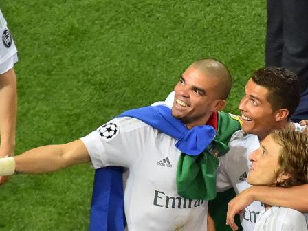 Ronaldo strikes shoot-out winner as Real crowned kings of Europe