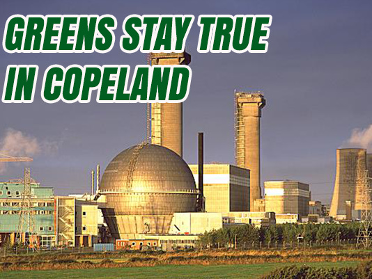 Greens Nuke Progressive Alliance in Copeland