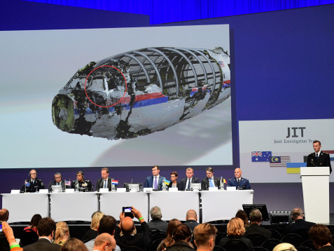 Investigations reveal MH17 downed from pro-Russia rebel held territory