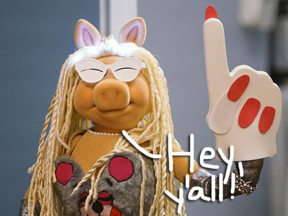 Miss Piggy Channels Her Inner Miley Cyrus On A New Episode Of The Muppets Featuring Key & Peele!