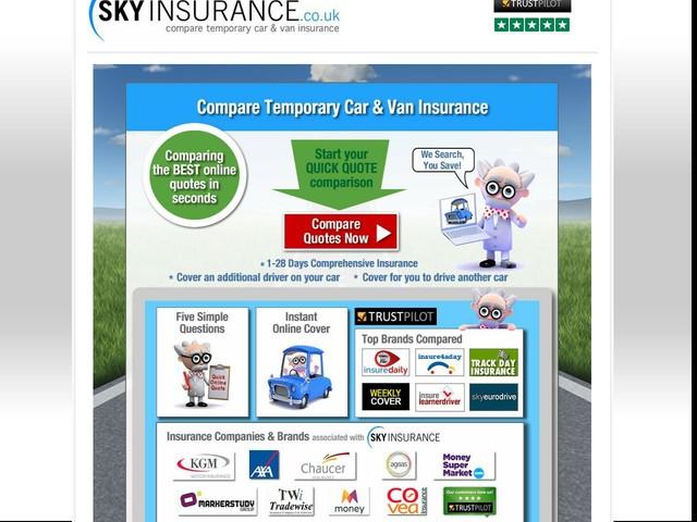 Temporary Car Insurance Business Use