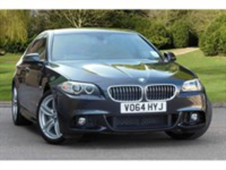 BMW 520d for £32,950 on CompuCars