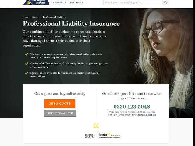 Liability Insurance Protects A Homeowner Against Natural Disasters