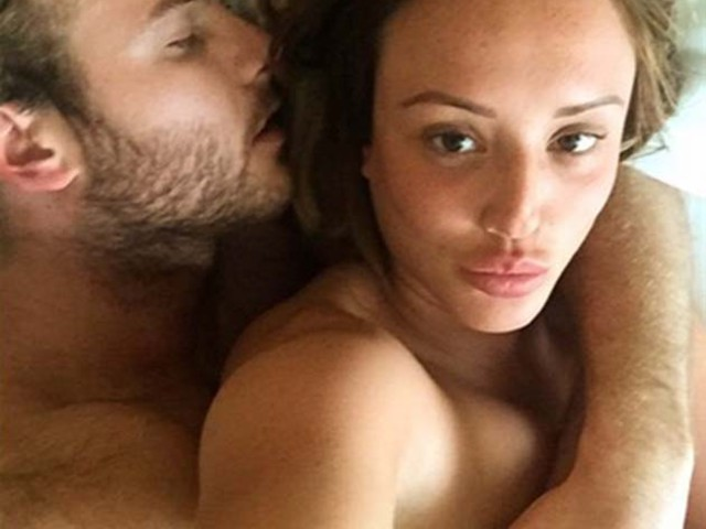 Exclusive! Charlotte Crosby denies love split from Mitch Jenkins: 'We're stronger than ever, I'm meeting up with him today'