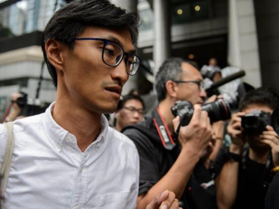 The rebel Hong Kong lawmakers challenging Beijing