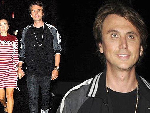 Jonathan Cheban enjoys date night with stunning girlfriendAnat Popovsky