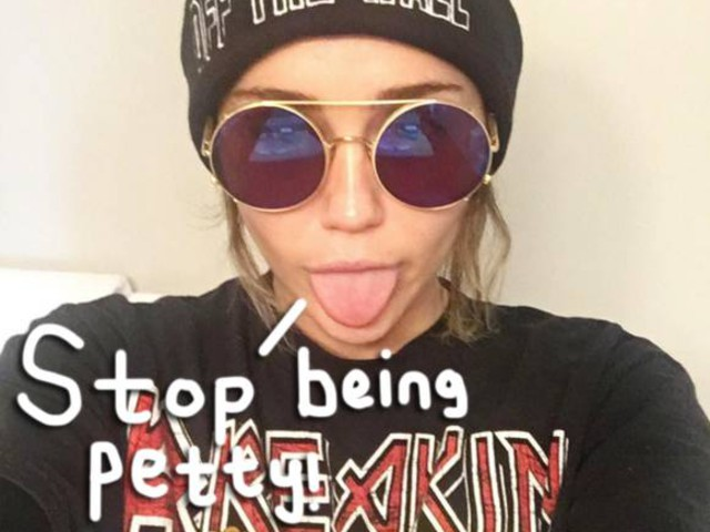 Miley Cyrus Subtly Calls Out Kim Kardashian, Bette Midler, & Chloë Grace Moretz For Their Petty Beef During International Women's Day!