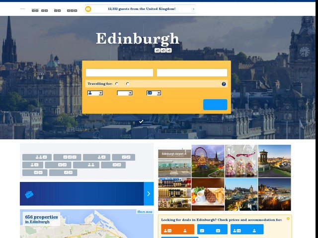 Edinburgh Family Hotels With Swimming Pool