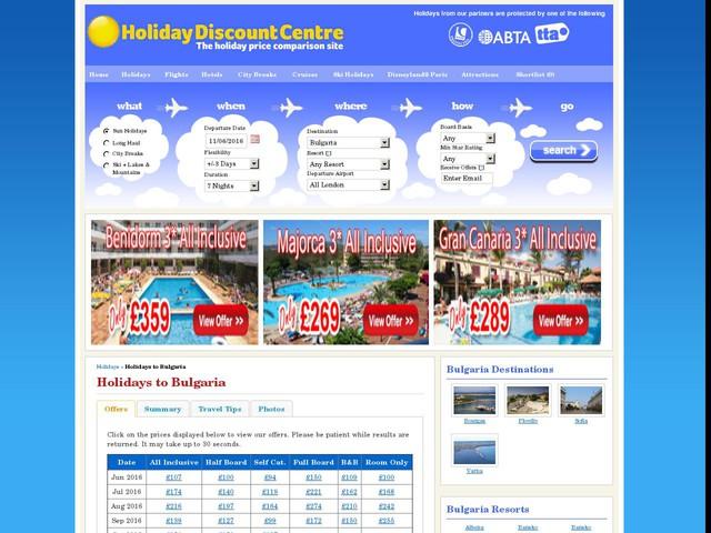 Cheap Ski Holidays