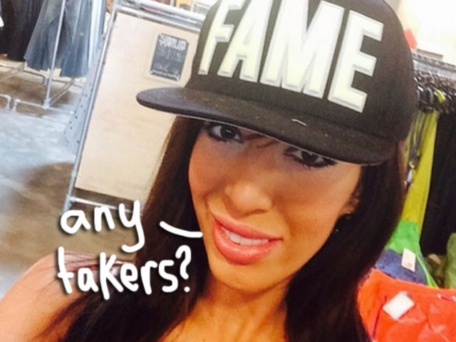 Teen Mom's Farrah Abraham Is THIRSTY For A Date To The ESPYS! Watch The Reality Star's Sad Plea!