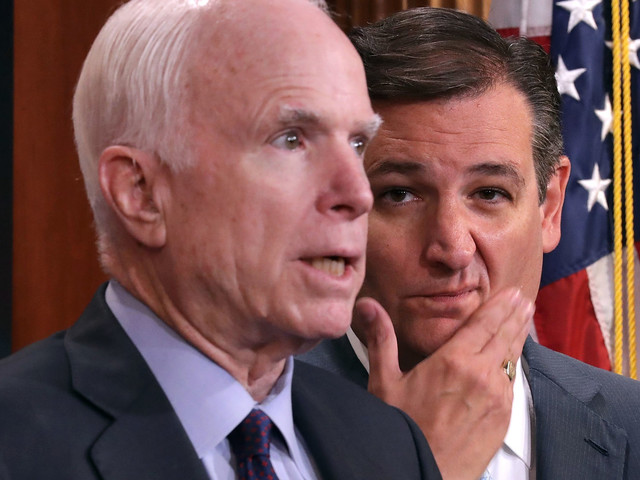 Republicans May Block All Supreme Court Nominees Of A President Clinton, McCain Says