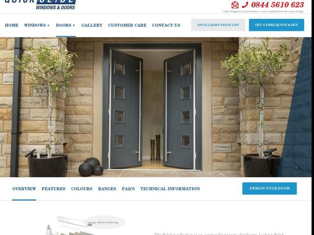 Pictures of Quickslide Doors & Doors New: Quickslide Doors