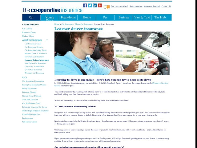 Young Drivers Insurance Anygator Com