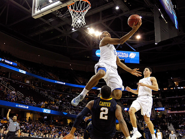 March Madness Ratings Surge To 25-Year Highs Thursday
