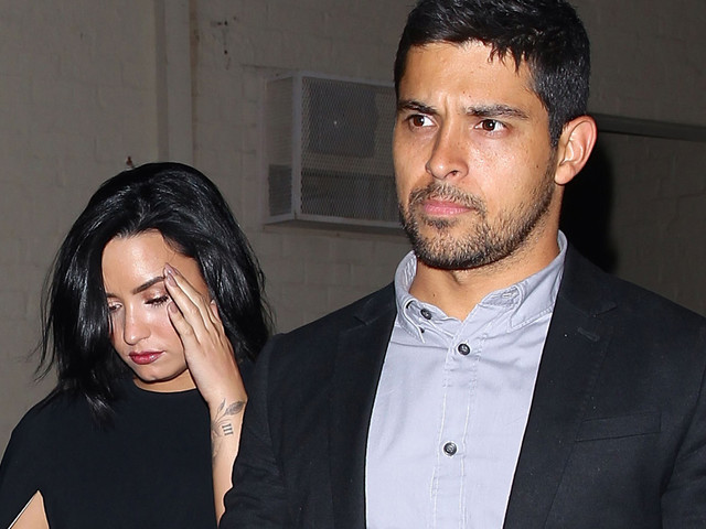 Demi Lovato & Wilmer Valderrama Have a Date Night After 'Jimmy Kimmel' Performance