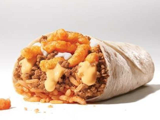 Taco Bell's Cheetos Burrito: 'A Stoner's Dream Date With Death'