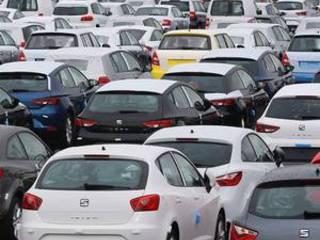 Car insurance premiums fall sharply