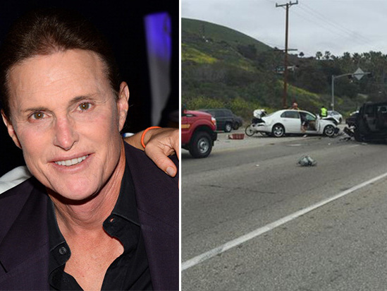 Bruce Jenner Involved in Car Crash That Leaves 1 Dead, 5 Injured (Updated)