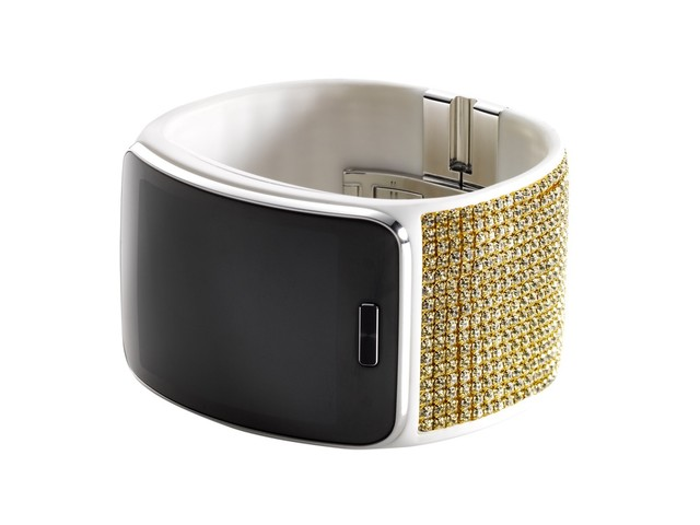 Now Swarovski is making an Android Wear smartwatch too