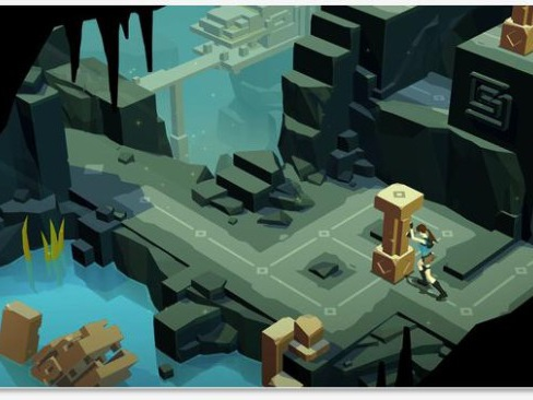 Lara Croft GO Updated With New Puzzles, Price Reduced To $2.99