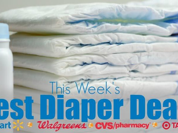 Best Diaper Deals – Week of 9/18/16