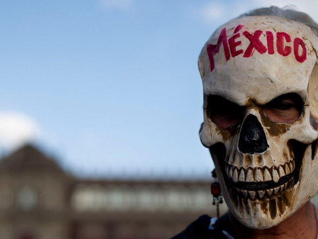 Mexico's bloodshed keeps getting worse — homicides hit a new high for the 3rd month in a row