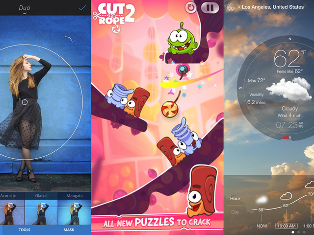 25 fantastic iOS apps and games on sale for $0.99 each