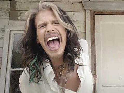 Video Premiere: STEVEN TYLER's 'Love Is Your Name'