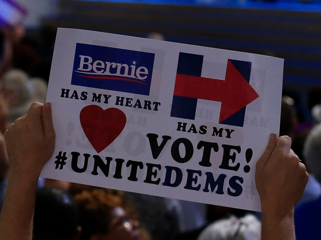 Op-Ed: Bernie Sanders: I support Hillary Clinton. So should everyone who voted for me