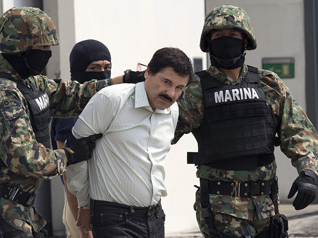 VIDEO: Judge in Drug Lord El Chapo's Case Assassinated While Jogging